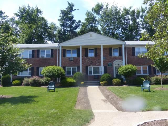 59 Roseland Ave Unit 27 #27, Caldwell Boro Twp., NJ 07006 (MLS #3721437) :: SR Real Estate Group