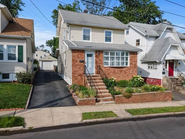 2097 Melrose Pkwy, Union Twp., NJ 07083 (MLS #3721439) :: The Dekanski Home Selling Team