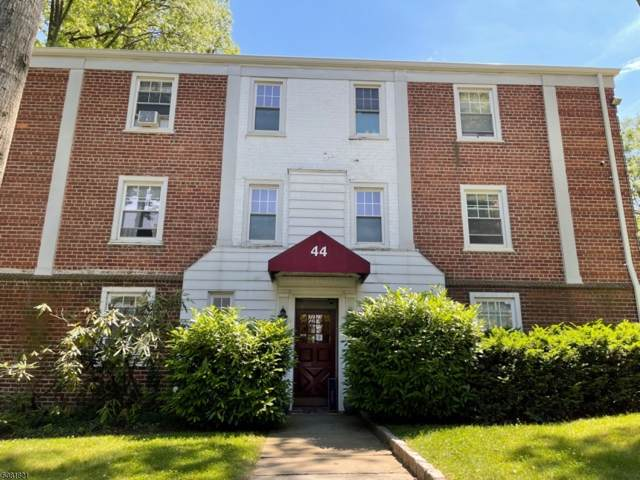 44 Union St  Unit 2 #2, Montclair Twp., NJ 07042 (MLS #3721471) :: The Sikora Group