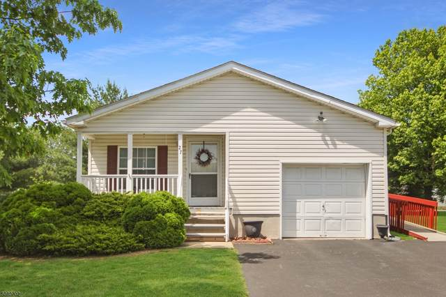 27 Willow Drive, White Twp., NJ 07823 (MLS #3721500) :: Compass New Jersey