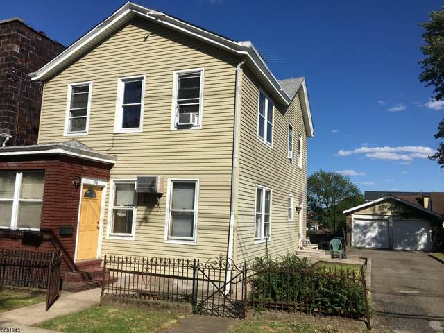 50 Montclair Ave, Paterson City, NJ 07503 (MLS #3721574) :: The Michele Klug Team | Keller Williams Towne Square Realty