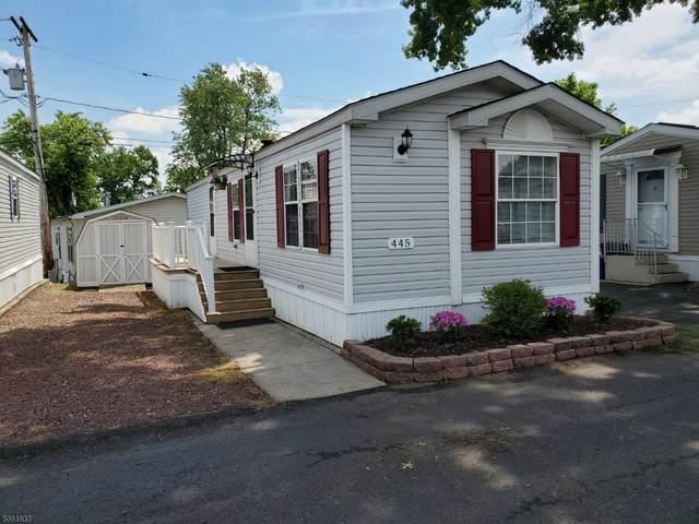 445 Kenbury Rd #445, Branchburg Twp., NJ 08876 (MLS #3721581) :: SR Real Estate Group