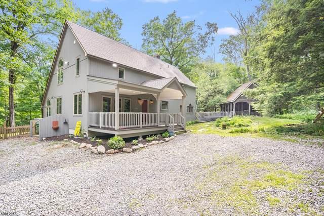 41 Mount Vernon Rd, Blairstown Twp., NJ 07825 (MLS #3721611) :: Team Francesco/Christie's International Real Estate