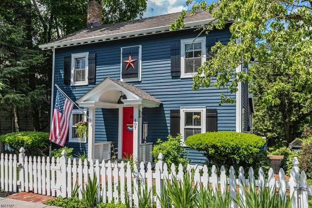 407 Olive St, Branchburg Twp., NJ 08853 (MLS #3721650) :: Weichert Realtors