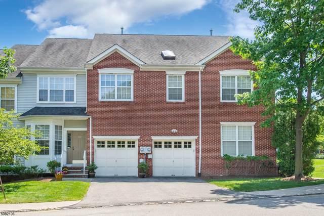 112 Cardigan Ct #112, Parsippany-Troy Hills Twp., NJ 07054 (MLS #3721767) :: SR Real Estate Group