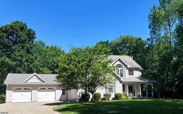 89 Walnut Valley Rd, Blairstown Twp., NJ 07832 (MLS #3721782) :: Team Francesco/Christie's International Real Estate