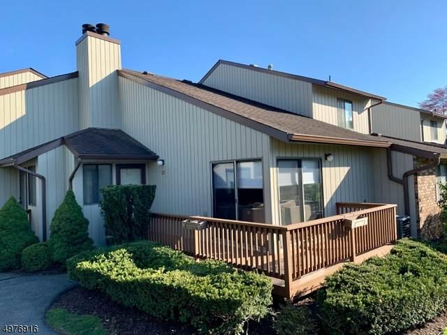 250 Ridgedale Ave #6, Florham Park Boro, NJ 07932 (MLS #3721808) :: SR Real Estate Group