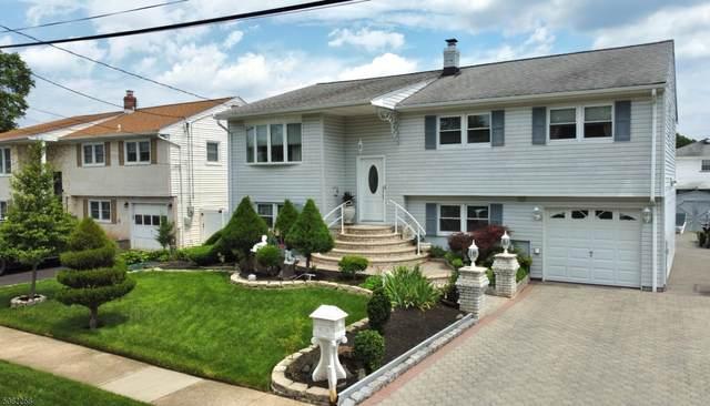 2503 Jay Pl, Union Twp., NJ 07083 (MLS #3721904) :: Zebaida Group at Keller Williams Realty