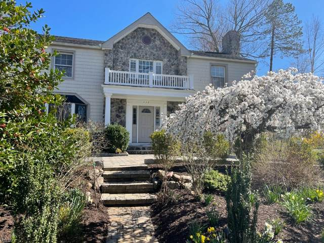 432 Long Hill Dr, Millburn Twp., NJ 07078 (MLS #3721919) :: SR Real Estate Group