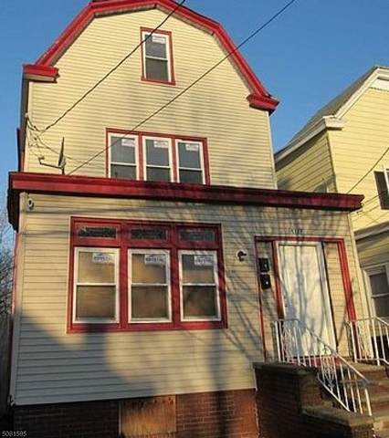 1127 Grove St, Irvington Twp., NJ 07111 (MLS #3721921) :: Pina Nazario