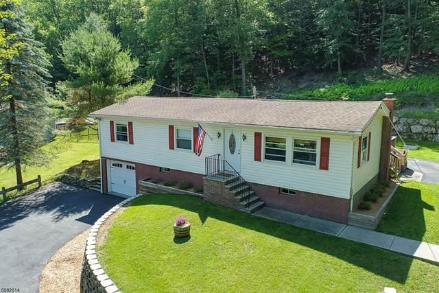 114 Statesville Quarry Rd, Lafayette Twp., NJ 07848 (MLS #3722130) :: The Dekanski Home Selling Team