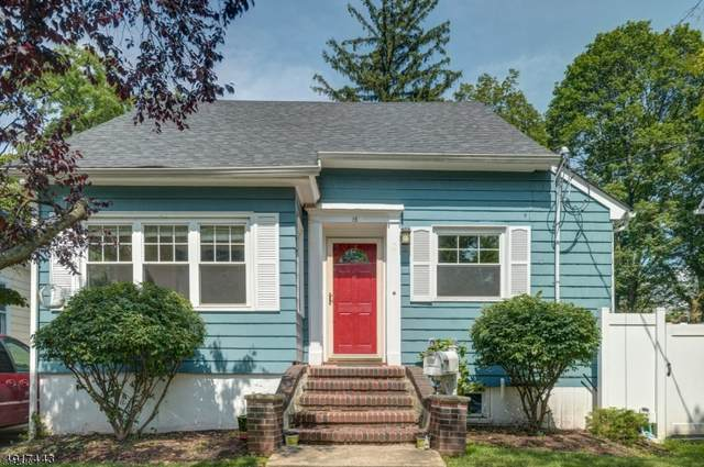 15 Norwood Ter, Millburn Twp., NJ 07041 (MLS #3722228) :: SR Real Estate Group