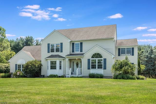 12 Country Meadow Rd, Mansfield Twp., NJ 07840 (MLS #3722270) :: Team Francesco/Christie's International Real Estate