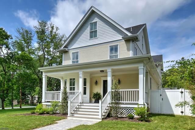 62 N Finley Ave, Bernards Twp., NJ 07920 (MLS #3722290) :: Team Francesco/Christie's International Real Estate