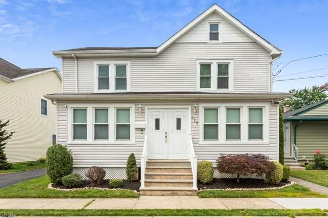 212 S 16Th Ave, Manville Boro, NJ 08835 (MLS #3722311) :: The Michele Klug Team | Keller Williams Towne Square Realty