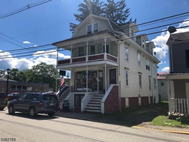 41 Main St, Blairstown Twp., NJ 07825 (MLS #3722330) :: Team Francesco/Christie's International Real Estate