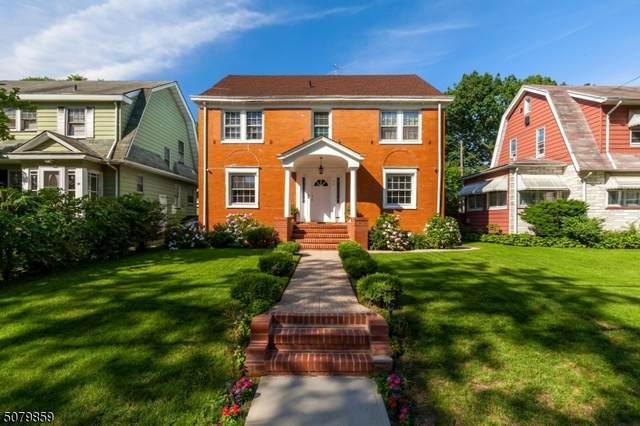 46 Chancellor Ave, Newark City, NJ 07112 (MLS #3722489) :: SR Real Estate Group