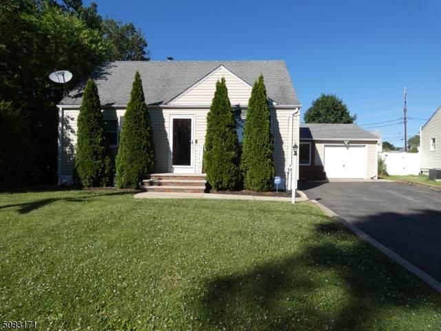 54 Lois Ave, East Brunswick Twp., NJ 08816 (MLS #3722621) :: Compass New Jersey