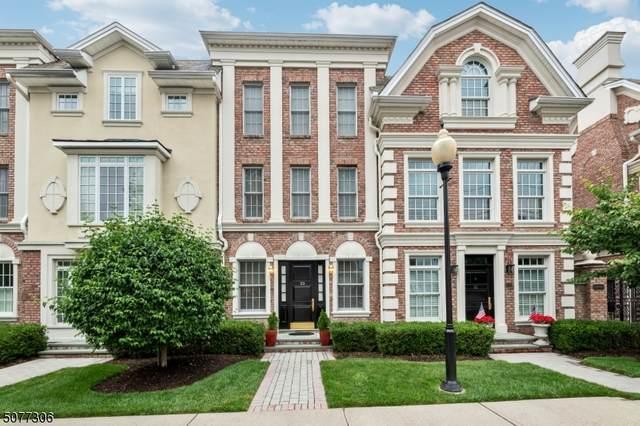 33 Community Pl, Morristown Town, NJ 07960 (MLS #3722659) :: Stonybrook Realty