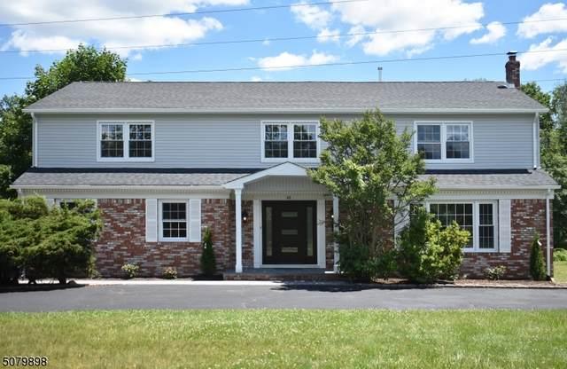 48 Wingate Dr, Livingston Twp., NJ 07039 (MLS #3722686) :: SR Real Estate Group
