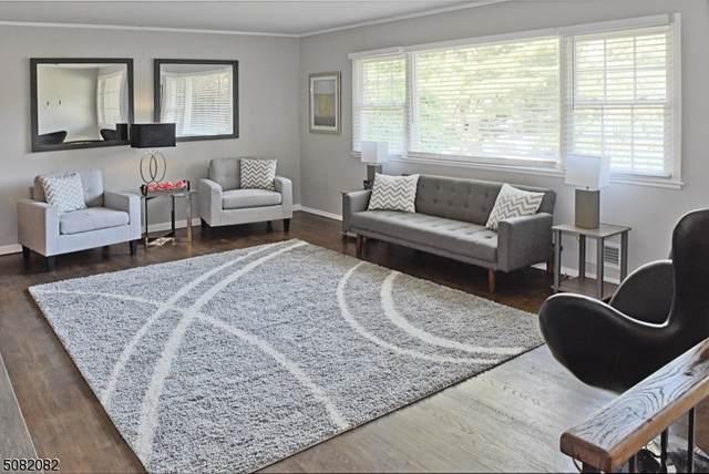 8 Sylvan Cir, Washington Twp., NJ 07853 (MLS #3722702) :: Coldwell Banker Residential Brokerage