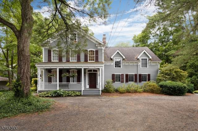 69 Park Ave, Morris Twp., NJ 07960 (MLS #3722789) :: SR Real Estate Group