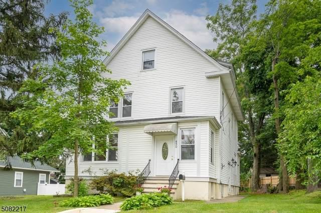450 Washington Ave, Montclair Twp., NJ 07042 (MLS #3722866) :: Team Francesco/Christie's International Real Estate