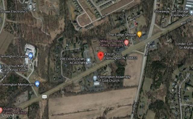 439 Us Highway 202, Raritan Twp., NJ 08822 (MLS #3722882) :: Team Francesco/Christie's International Real Estate