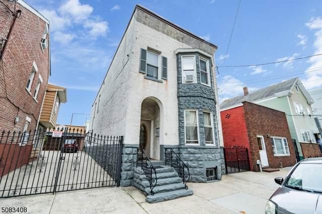13 Alyea St, Newark City, NJ 07105 (MLS #3722902) :: The Sikora Group