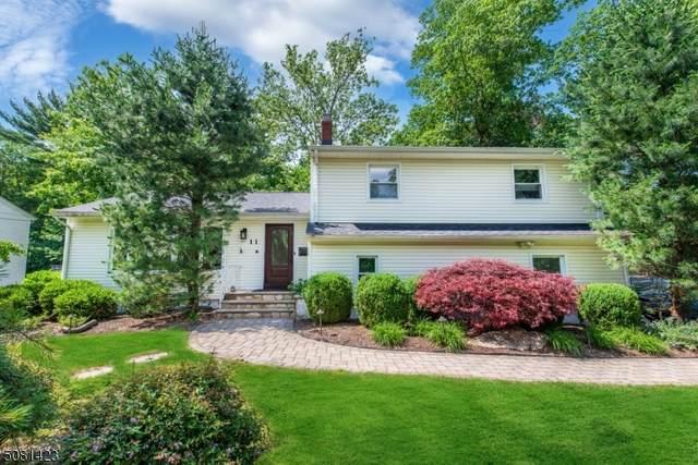 11 Tiffany Dr, Livingston Twp., NJ 07039 (MLS #3722921) :: SR Real Estate Group