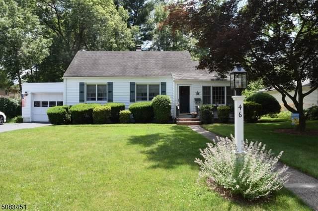 46 Robinson Ave, Glen Rock Boro, NJ 07452 (MLS #3722947) :: Team Francesco/Christie's International Real Estate