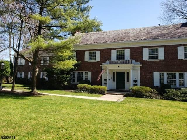 344 S Ridgewood Rd, South Orange Village Twp., NJ 07079 (MLS #3723005) :: Zebaida Group at Keller Williams Realty