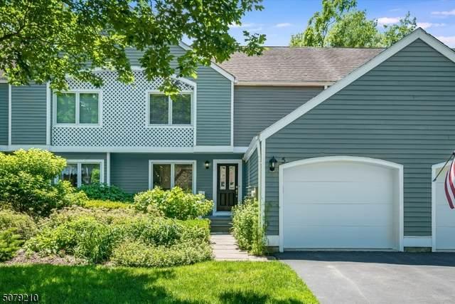 5 Nottingham Ct #5, Morris Twp., NJ 07960 (MLS #3723032) :: SR Real Estate Group