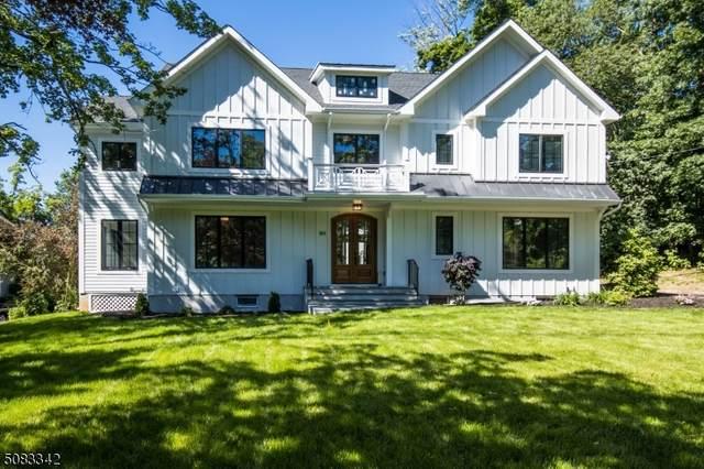 814 Fairmount Ave, Chatham Twp., NJ 07928 (MLS #3723187) :: The Dekanski Home Selling Team