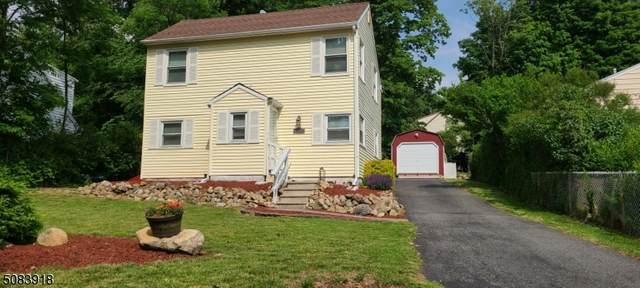 522 Mansel Dr, Roxbury Twp., NJ 07850 (MLS #3723432) :: Stonybrook Realty