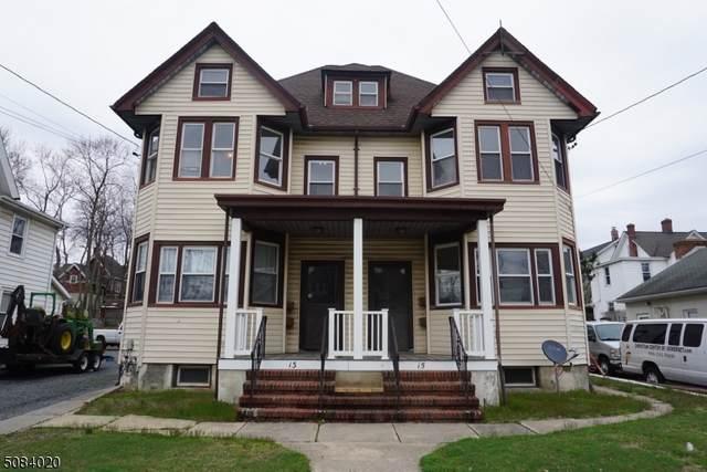 13 E 2Nd St, Bound Brook Boro, NJ 08805 (MLS #3723532) :: The Dekanski Home Selling Team
