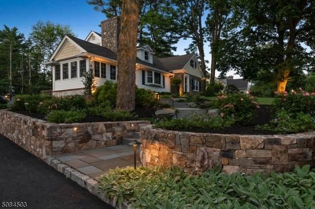 3 Turtle Rd, Morris Twp., NJ 07960 (MLS #3723978) :: SR Real Estate Group