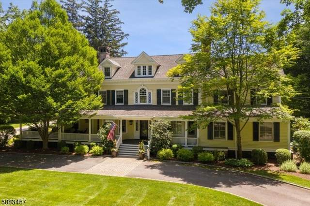 42 Kitchell Road, Harding Twp., NJ 07960 (MLS #3724013) :: SR Real Estate Group