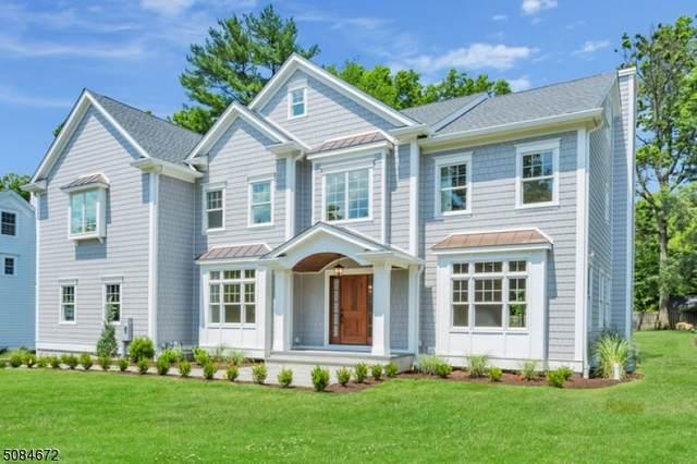 348 Shunpike Rd, Chatham Twp., NJ 07928 (MLS #3724031) :: SR Real Estate Group