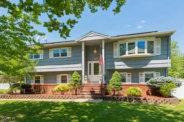 1010 Vail Rd, Parsippany-Troy Hills Twp., NJ 07054 (MLS #3724032) :: Stonybrook Realty