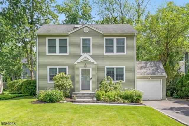 51 Commonwealth Ave, New Providence Boro, NJ 07974 (MLS #3724074) :: Zebaida Group at Keller Williams Realty