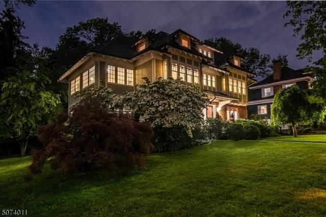 24 Clinton Ave, Maplewood Twp., NJ 07040 (MLS #3724187) :: Coldwell Banker Residential Brokerage