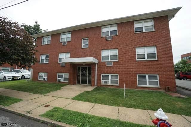 100 Luttgen Pl A3, Linden City, NJ 07036 (MLS #3724194) :: The Sikora Group