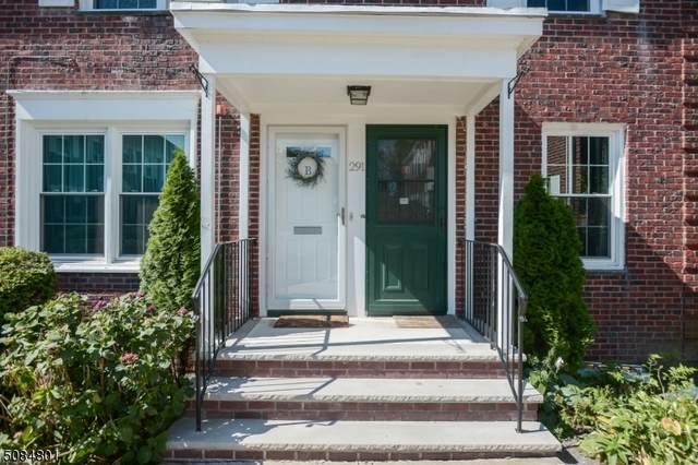 291 Elmwood Ave B, Maplewood Twp., NJ 07040 (MLS #3724307) :: Caitlyn Mulligan with RE/MAX Revolution