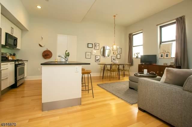 4 Beacon Way #223, Jersey City, NJ 07304 (MLS #3724393) :: Team Francesco/Christie's International Real Estate