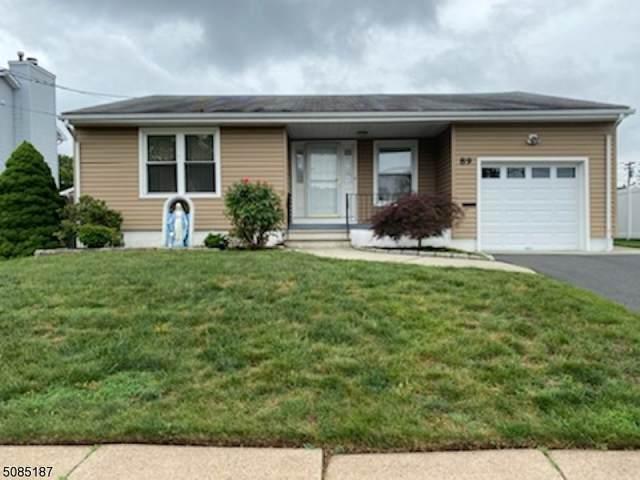 89 Elmont Pl, Woodbridge Twp., NJ 07067 (MLS #3724480) :: Stonybrook Realty