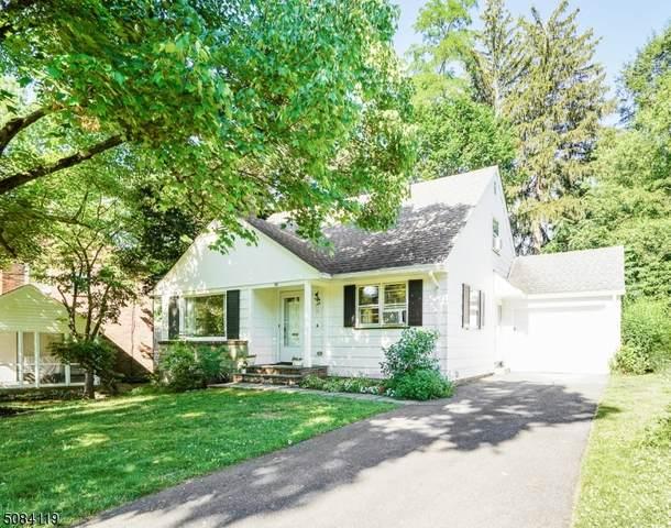 45 Pine Terrace  East, Millburn Twp., NJ 07078 (MLS #3724695) :: Stonybrook Realty