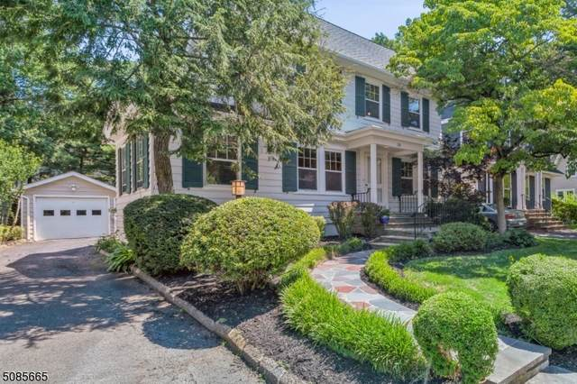 35 Plymouth Ave, Maplewood Twp., NJ 07040 (MLS #3724944) :: The Sikora Group