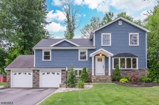 49 Fairchild Pl, Hanover Twp., NJ 07981 (MLS #3725136) :: Stonybrook Realty