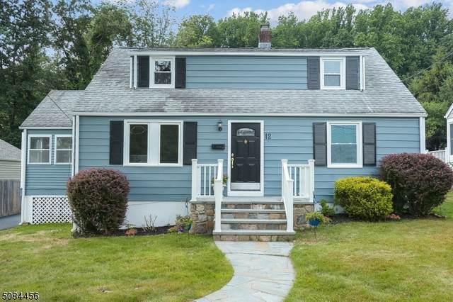 12 Milton Pl, Morristown Town, NJ 07960 (MLS #3725162) :: SR Real Estate Group